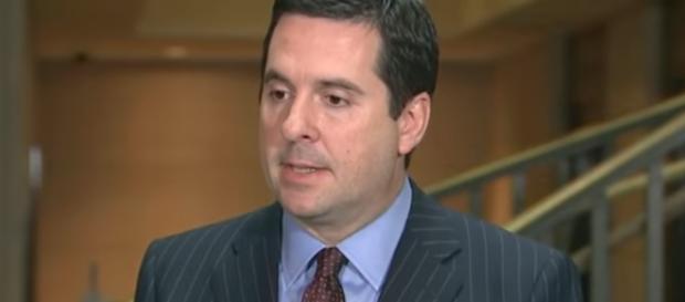 Rep. Devin Nunes (R-Cali.) / [Image screenshot from NBC News via YouTubehttps://youtu.be/JgMUI5FNNLo]