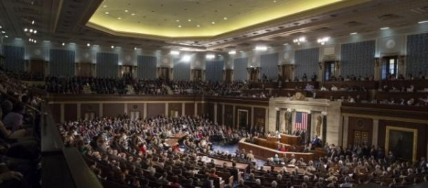 U.S. Congress decides on new sanctions on Russia, Iran, and North Korea - Wikipedia.org