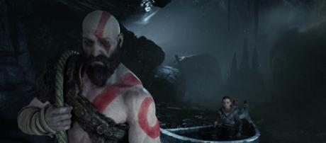 PS4 Exclusive New 'God of War' / PlayStation / YouTube Screenshot