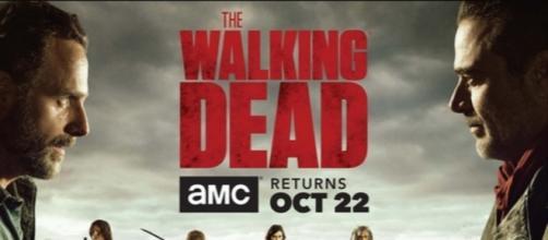 "A promo photo for ""The Walking Dead"" Season 8 - Flickr/verlamandymaf6"