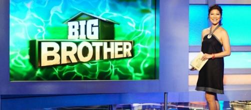 'Big Brother 19' logo and host Julie Chen. Image by NBC |