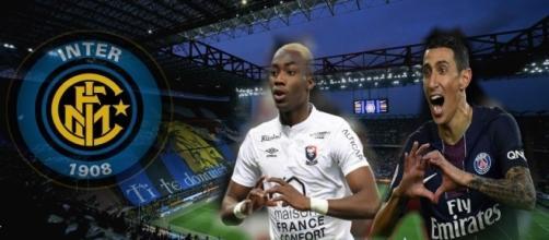 Calciomercato Inter: Karamoh e Di Maria gli obbiettivi dei nerazzurri