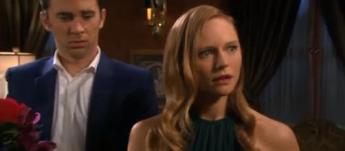 Chad and Abigail will likely reunite in the future (Image credit: YouTube/NBC)