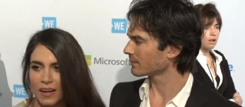 Ian Somerhalder and Nikki Reed Interview at WE Day - New You Media | YouTube