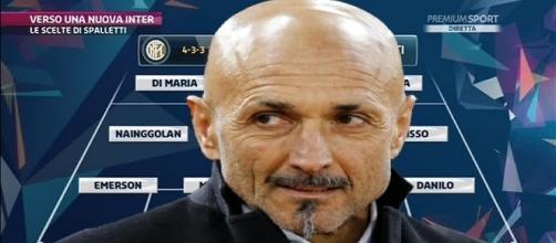 Inter, cambia l'undici di Spalletti