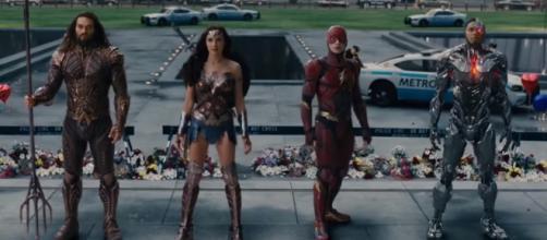 Justice League - Comic Con Sneak Peek - Warner Bros. UK via Youtube