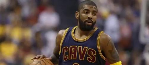 Kyrie Irving is leaving the Cleveland Cavaliers to pursue a career in which he is the focal point (Image - YouTube/NBA)