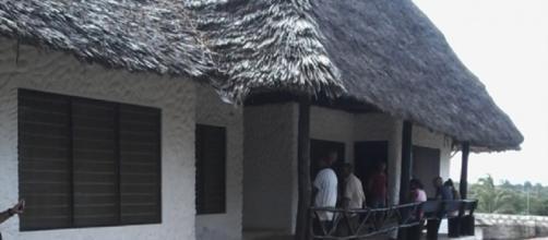La villa in cui è avvenuta l'aggressione (fonte Africa Express).
