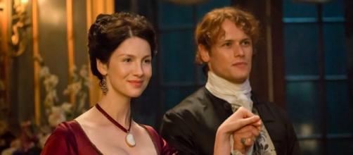 Outlander season 3/ Photo via Facebook.com/OutlanderTVSeries.starz