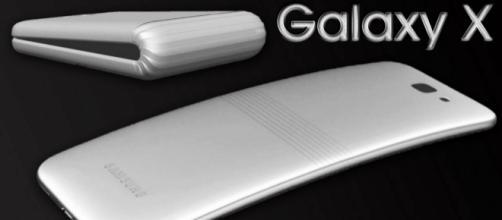 Samsung Galaxy X: lo smartphone pieghevole che uscirà nel 2019
