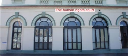 The human rights court - Thien Tran