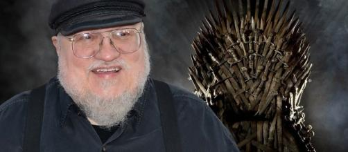 """""""The Winds of Winter"""" author George R.R. Martin - IGN/YouTube Screenshot"""