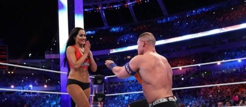 Will Nikki Bella Marry John Cena in a Televised Wedding? Screenshot