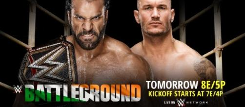 WWE Battleground preview: WWE press photo