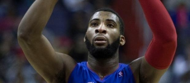 Andre Drummond made just 38.6 percent of his foul shots last season – Keith Allison via WikiCommons