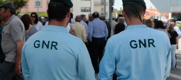 Militares da GNR: dar a vida pelos outros