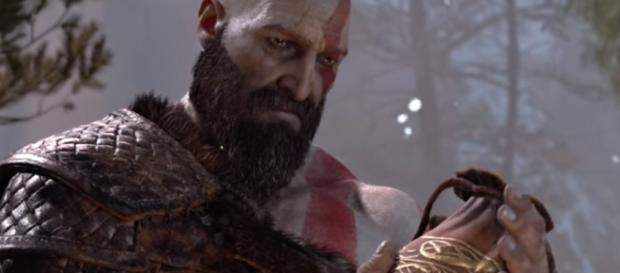 'God of War' is now on playtesting stage - Image - PlayStation/YouTube
