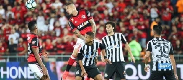 Partida entre Santos x Flamengo será na próxima quarta-feira, dia 26 (Foto: Gilvan de Souza / Flamengo)