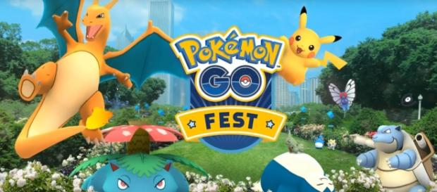 """""""Pokemon GO Fest"""" turned out to be a huge disappointment, as players faced connectivity issues and hours-long lines (via YouTube/Pokemon GO)"""