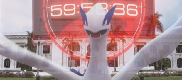'Pokemon Go' latest guide on how to beat the Legendary Bird, Lugia(RabidRetrospectGames/YouTube Screenshot)