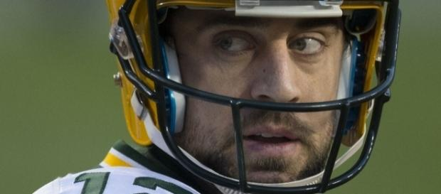 The Packers star quarterback has not talked to his family in years. (via Wikimedia Commons)