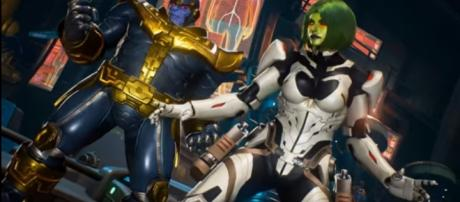 """Capcom has introduced four more playable characters and last infinity stones in """"Marvel vs. Capcom Infinite."""" Marvel vs Capcom/YouTube"""