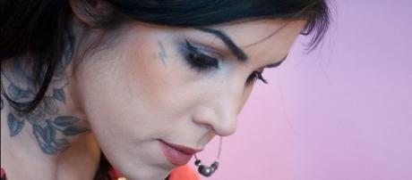 Kat Von D, photographed by Andrew Stuart (Wikimedia Commons)