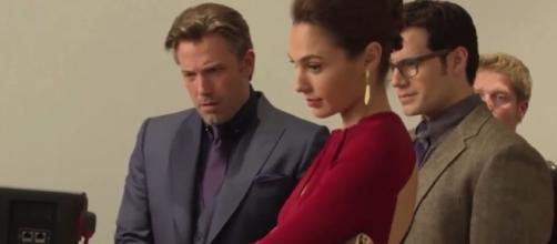 "Ben Affleck denies leaving ""Batman"" in the future. Image via Youtube/Wochit Entertainment"
