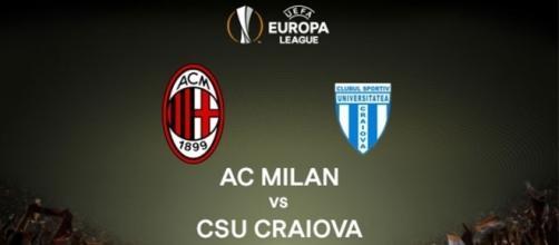 Biglietti per la partita Milan-Craiova del 3 agosto 2017.