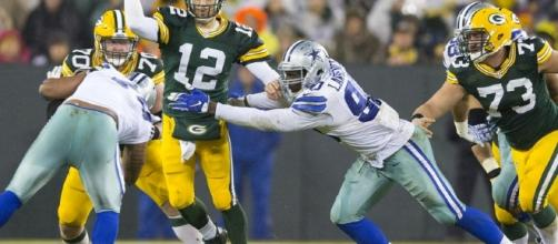 Dallas Cowboys at Green Bay Packers: Week 6 Preview -[Image source: Youtube Screen grab]