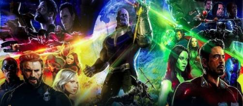 Debuts Stunning New Avengers: Infinity War Posters At SDCC - Image via Marvel - Flickr