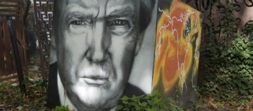 Donald Trump, painted portrait _DDC9081 | Free download of t… | Flickr - flickr.com