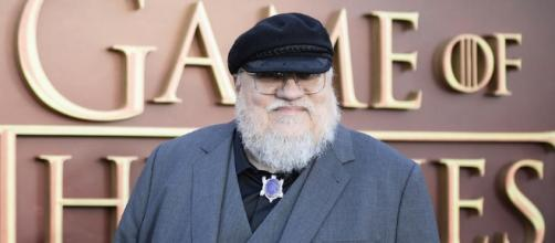 George R.R. Martin says Winds of Winter is just months away - tvguide.com