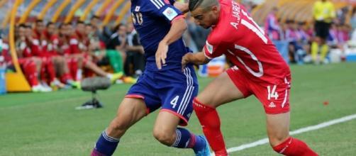 Honda slams 'basketball' referee after win over Palestine   The ... - japantimes.co.jp