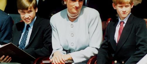 Princes William and Harry to share memories of Princess Diana in ... - hellomagazine.com
