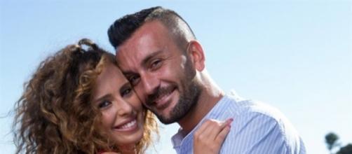 Sara Afi Fella ha anticipato il falò finale con Nicola Panico