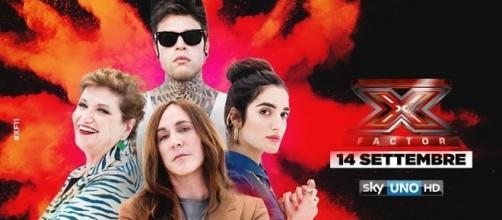 X Factor 11 inizierà il 14 settembre 2017