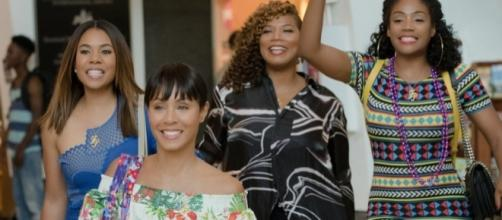 Yes, 'Girls Trip' Is for Men Too: Stars Tiffany Haddish and Regina Hall Explain Why - Photographer toofab.com