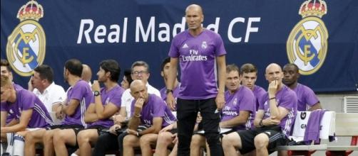 Zidane, en la pretemporada madridista - Imagen de As.com