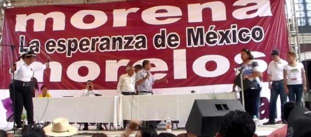 Andrés Manuel López Obrador candidato presidencial de MORENA, garantiza un gobierno que mejora la calidad de vida de los mexicanos