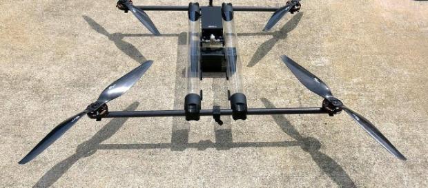 Ecco il drone ad idrogeno, in grado di volare per quattro ore ... - smartworld.it