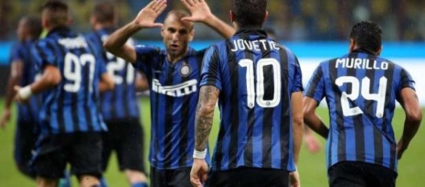 el Inter de Italia busca un buen equipo para la próxima temporada