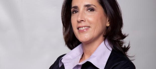Magic Paula não gostou da atitude do prefeito de usar seu nome em projeto (Foto: Reprodução)