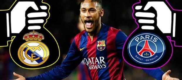 Neymar rumbo al PSG y el Real Madrid ayuda para eso