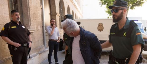 Nino de Angelo schon wieder Probleme mit der Polizei.