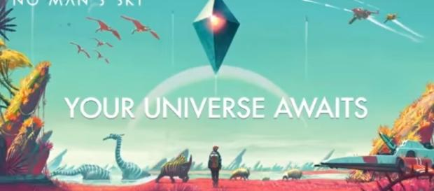 No Man's Sky - Launch Trailer | PS4 - PlayStation/YouTube