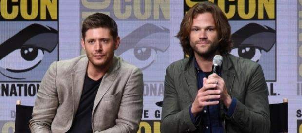 Supernatura Jared Padalecki e Jensen Ackles