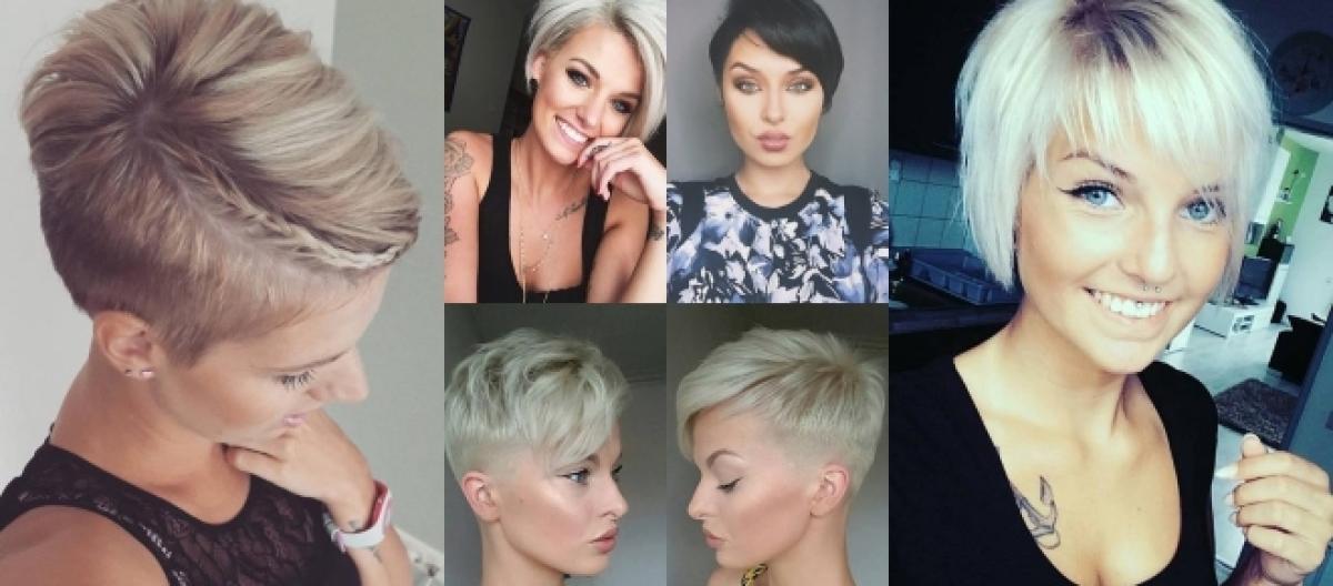 Foto dei nuovi tagli di capelli corti