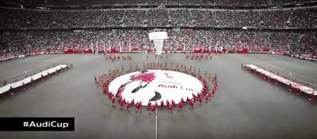 Audi Cup, quadrangolare con il Napoli