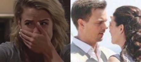 Beautiful, anticipazioni: Wyatt bacia Katie, Caroline sta male